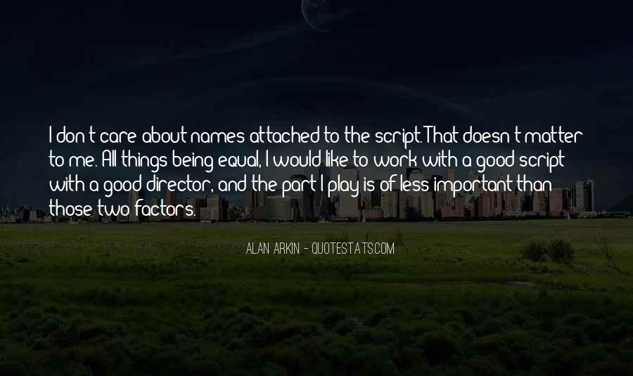 Quotes About Being Good #24105