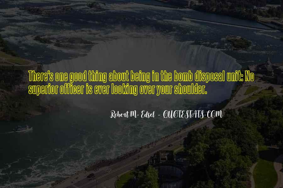 Quotes About Being Good #6864