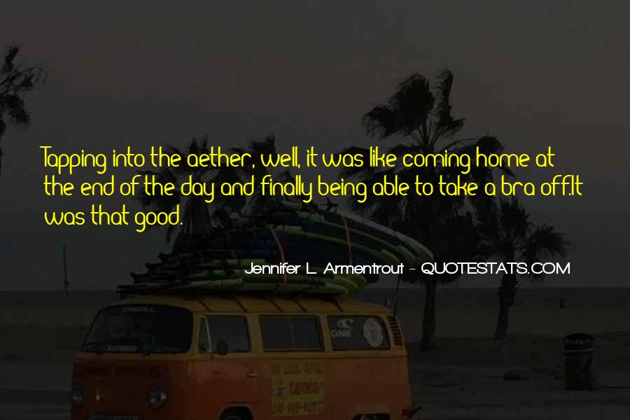 Quotes About Being Good #8430