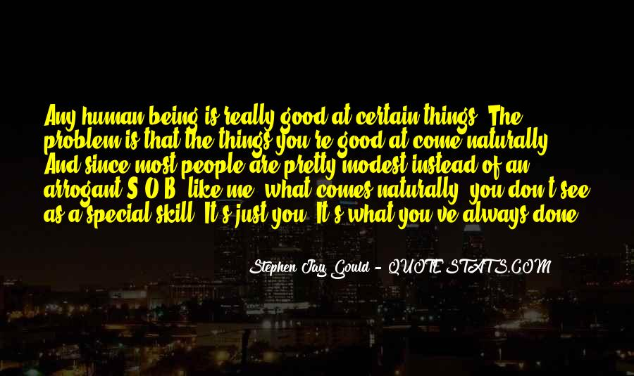 Quotes About Being Good #8820