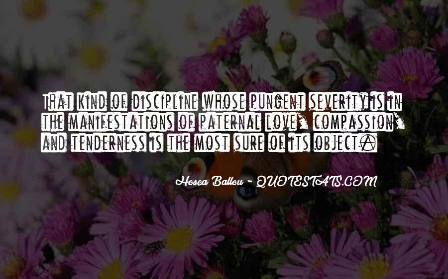 Quotes About Discipline And Punishment #639152