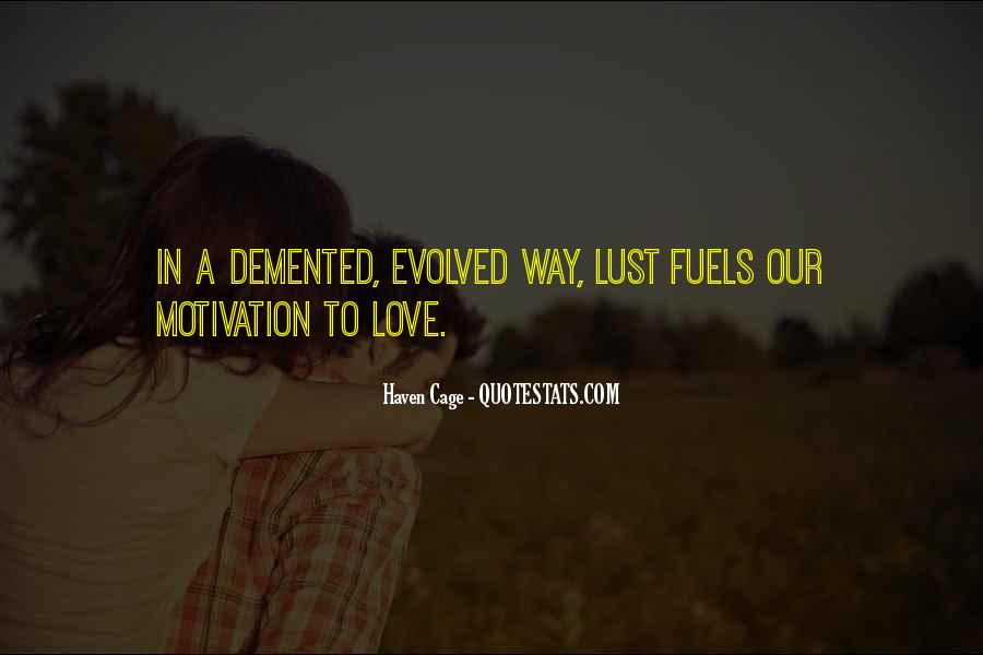 Quotes About Lust Love #314511