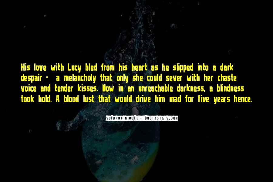 Quotes About Lust Love #41795