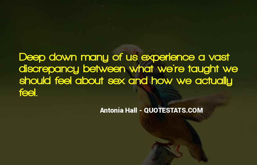 Quotes About Life Deep #127801