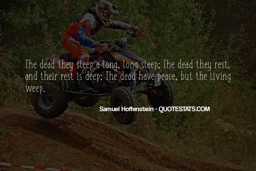 Quotes About Life Deep #14910