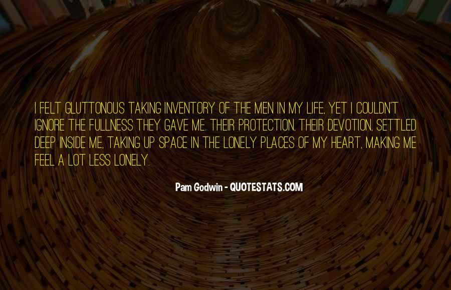 Quotes About Life Deep #165093