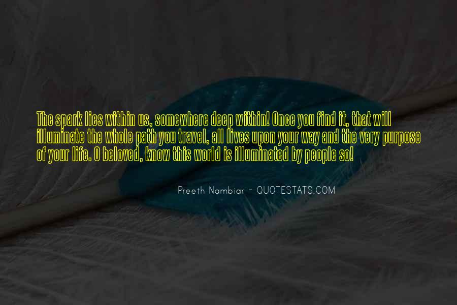 Quotes About Life Deep #3255