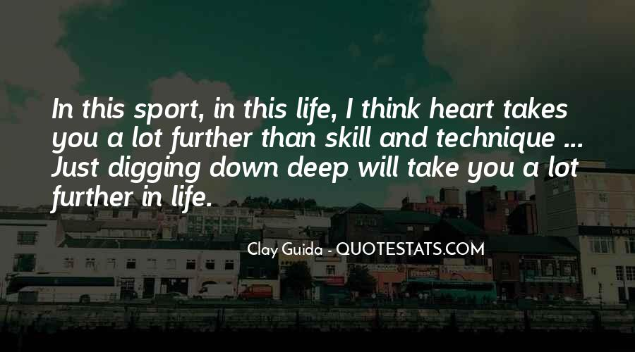 Quotes About Life Deep #83396
