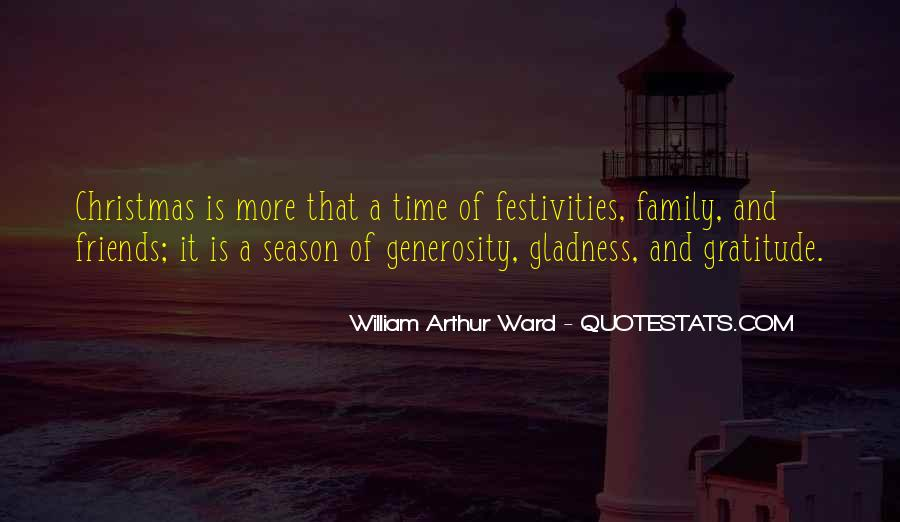 Quotes About Gratitude For Friends And Family #178914