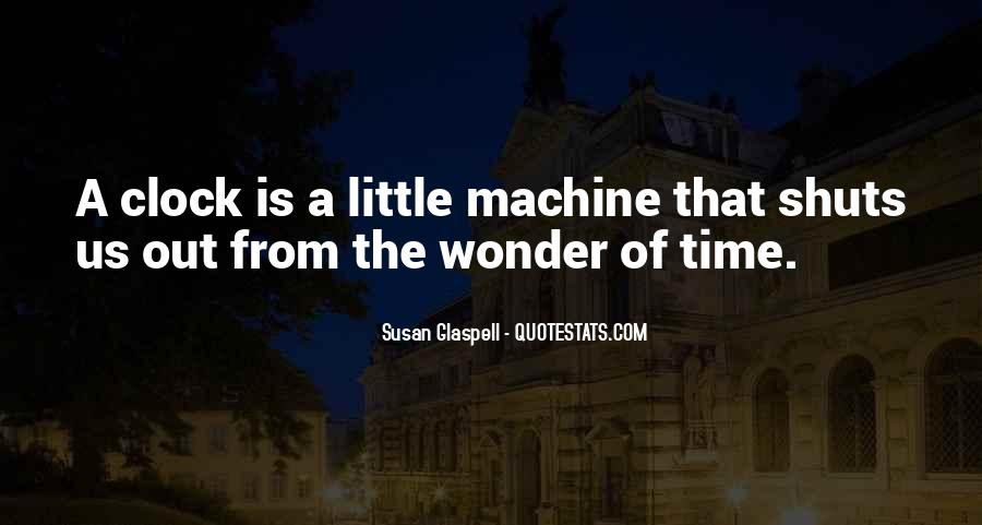Quotes About Time Clock #11574