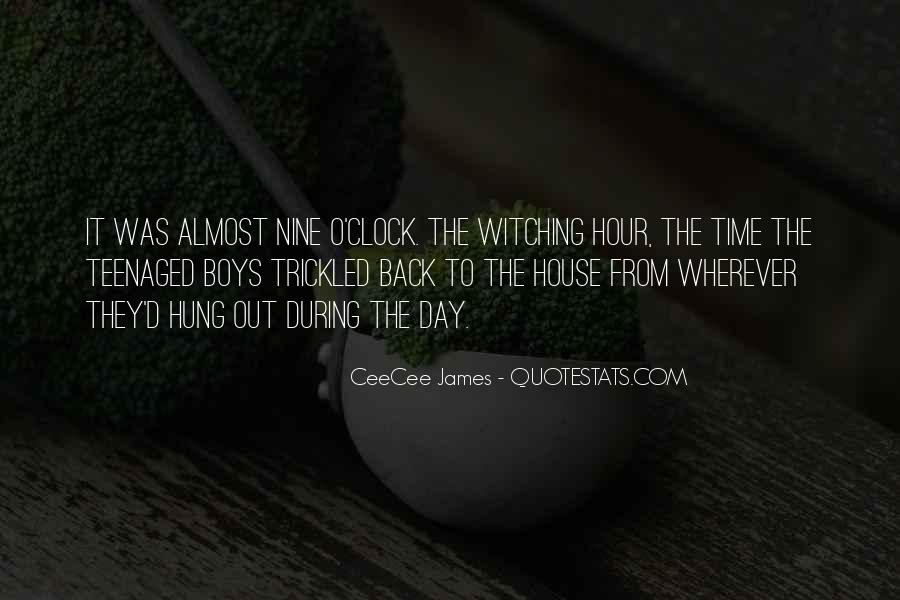Quotes About Time Clock #149660