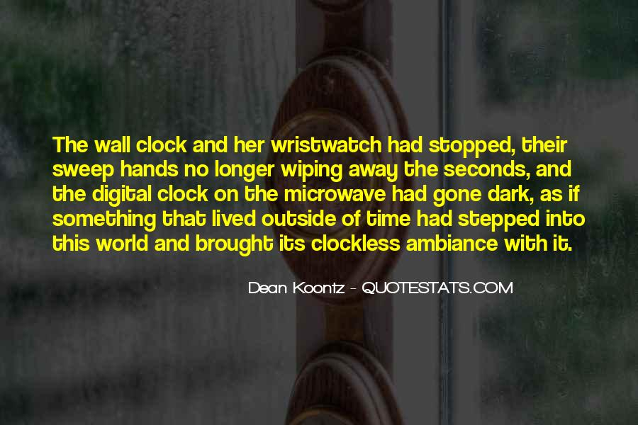 Quotes About Time Clock #161125