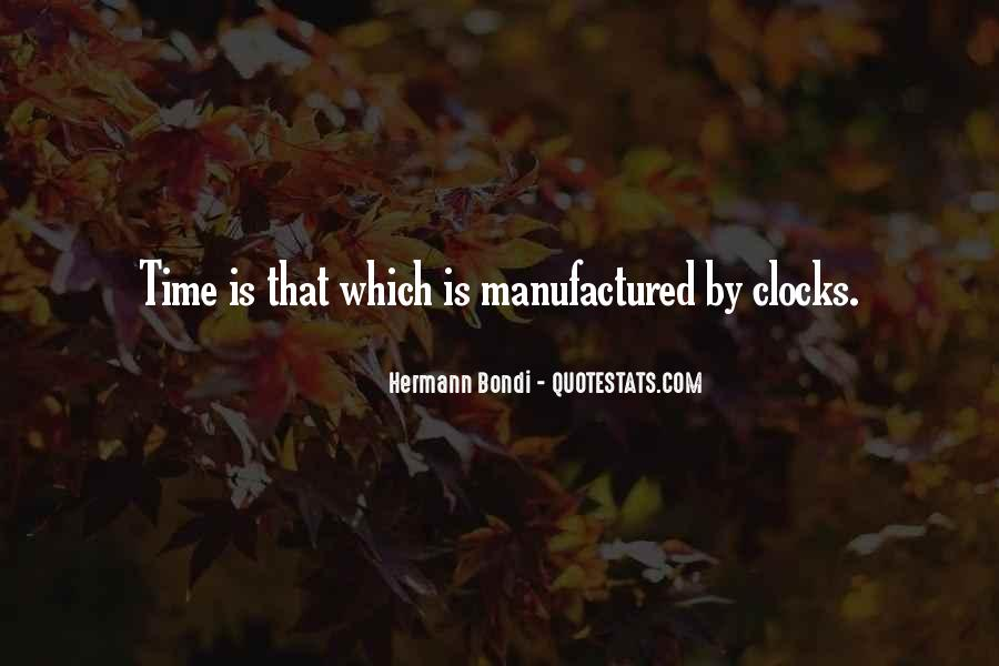 Quotes About Time Clock #181234