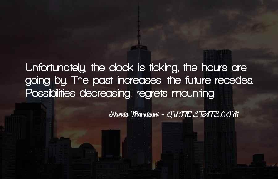 Quotes About Time Clock #187092