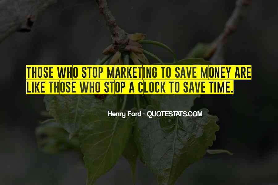Quotes About Time Clock #195885