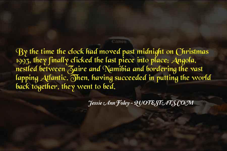 Quotes About Time Clock #214247