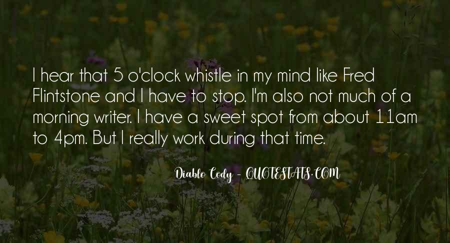 Quotes About Time Clock #216004