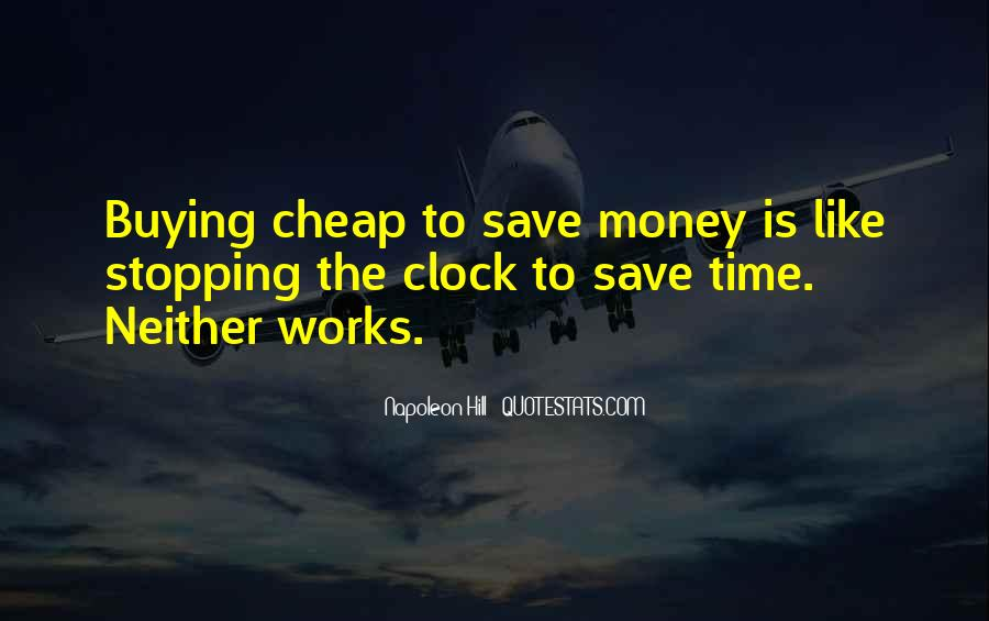 Quotes About Time Clock #252761