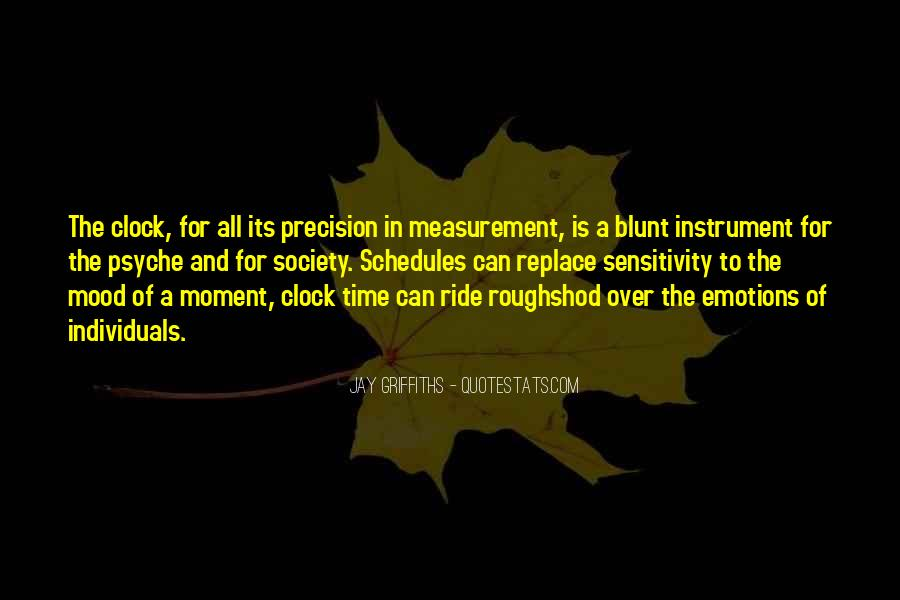 Quotes About Time Clock #255107
