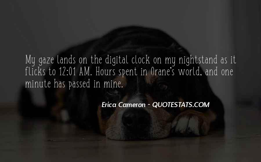 Quotes About Time Clock #284776