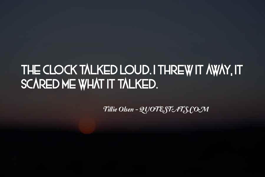 Quotes About Time Clock #287026