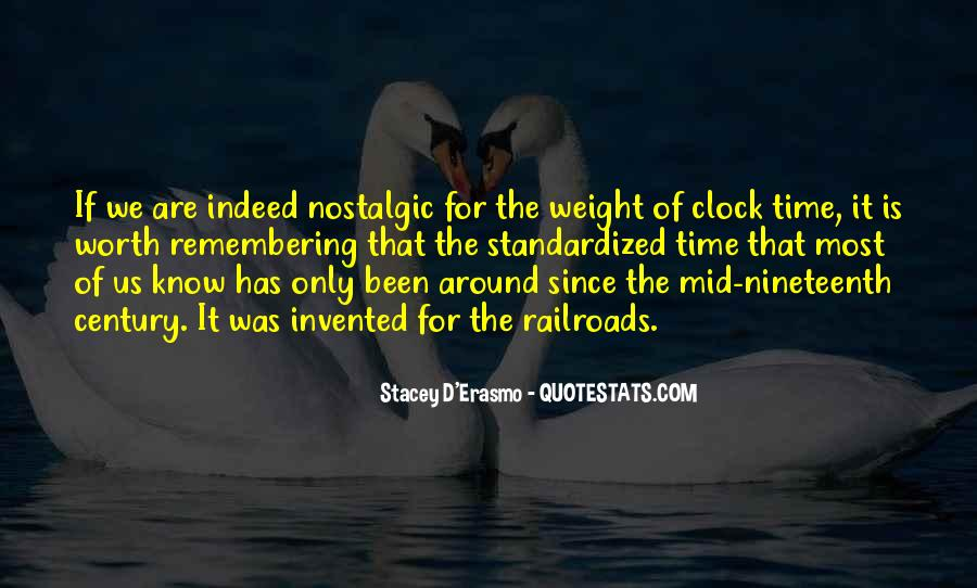 Quotes About Time Clock #382121