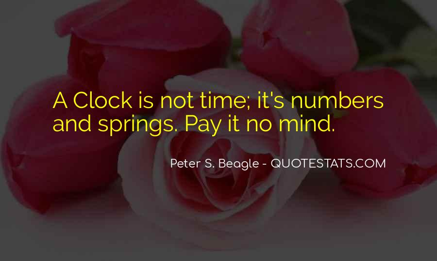 Quotes About Time Clock #39169