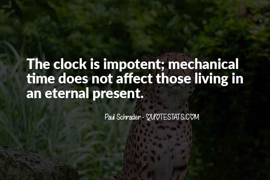Quotes About Time Clock #43036