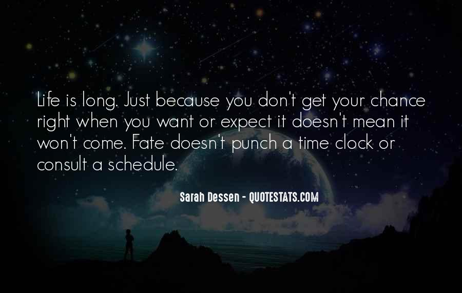 Quotes About Time Clock #490998