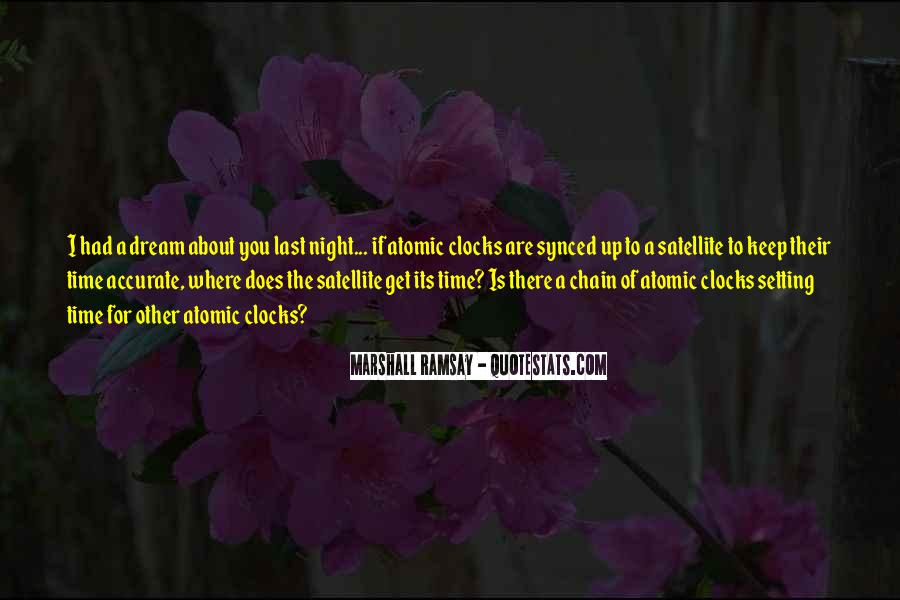 Quotes About Time Clock #77755