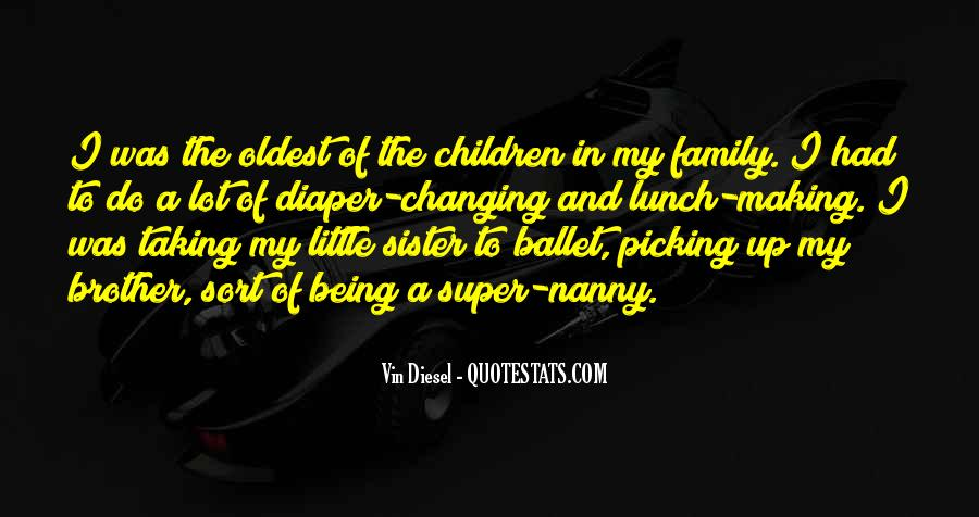 Quotes About Diaper Changing #1369641