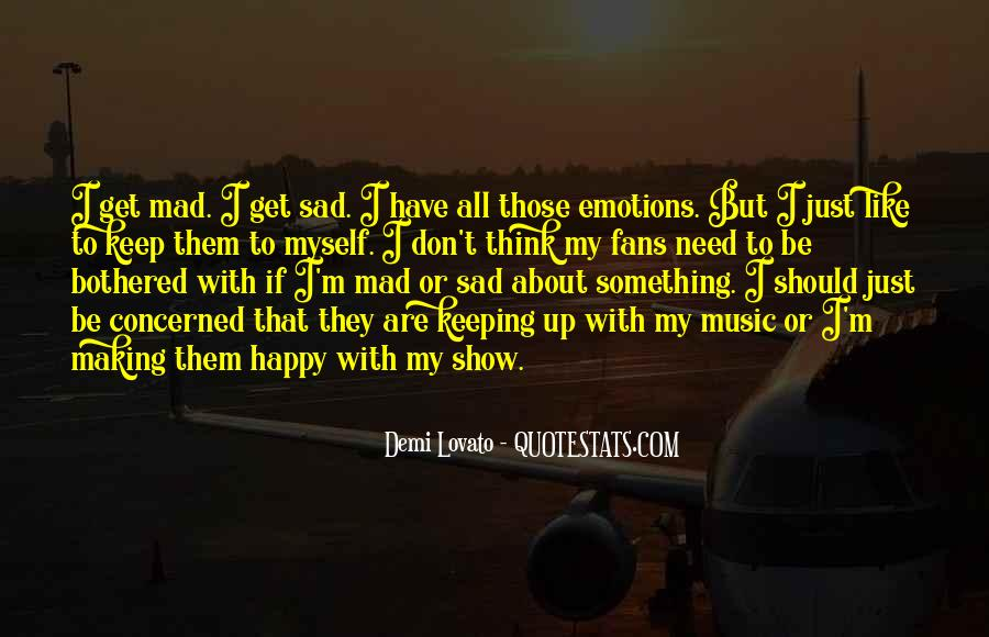 Quotes About Music Making You Happy #1646771