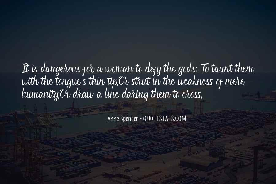 Quotes About Daring Woman #1651172