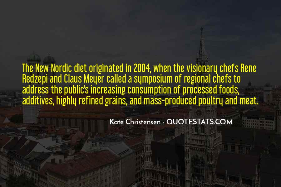 Quotes About Mass Consumption #1580758