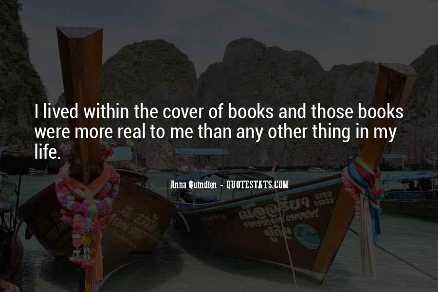 Quotes About Reading A Book By Its Cover #882076