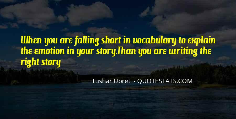 Quotes About Falling Short In Life #787602