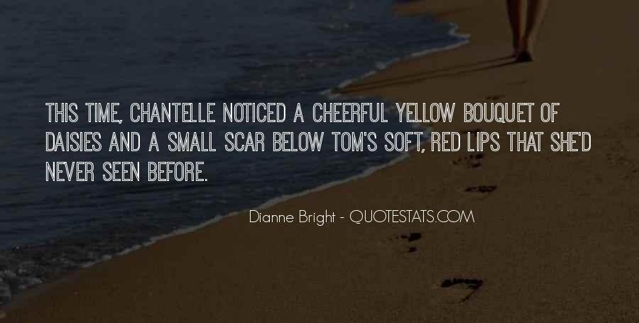 Quotes About Yellow Daisies #671384