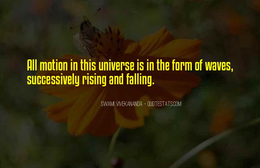 Quotes About Rising And Falling #1124702