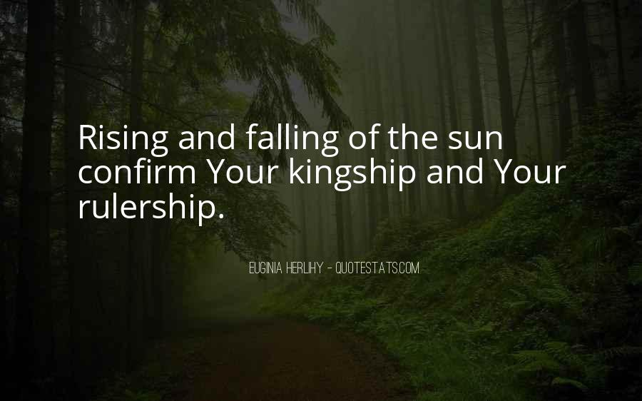 Quotes About Rising And Falling #1319431