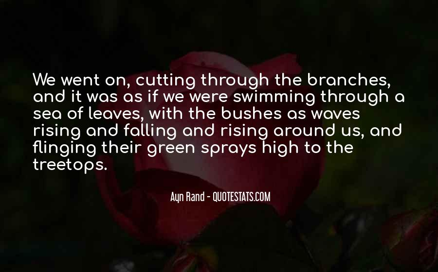 Quotes About Rising And Falling #1519879