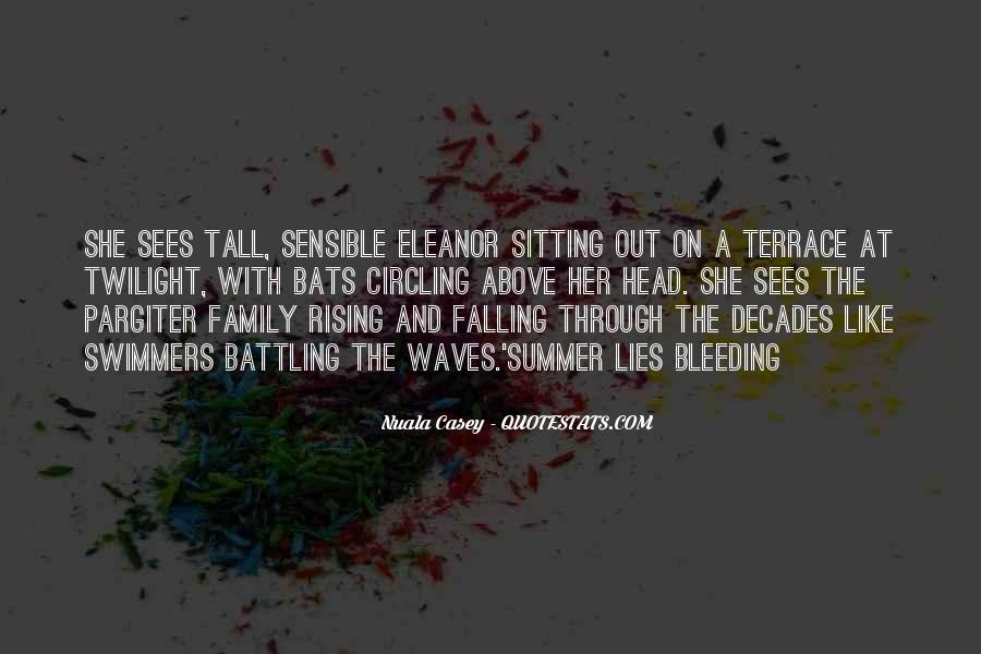 Quotes About Rising And Falling #1527085
