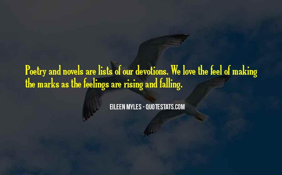 Quotes About Rising And Falling #1584556