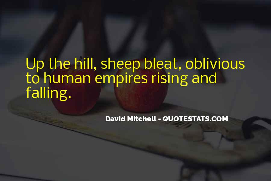 Quotes About Rising And Falling #248750