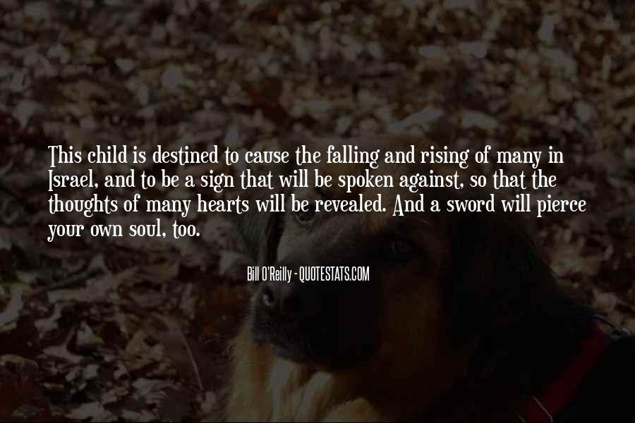 Quotes About Rising And Falling #913233