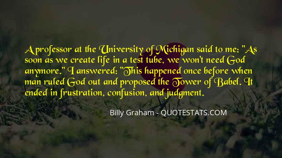 Quotes About Confusion And God #711586