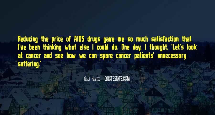 Quotes About Suffering From Cancer #1279859
