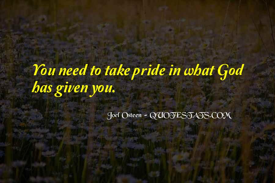 Quotes About God Blessing You #1005647