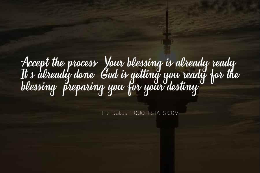 Quotes About God Blessing You #16460