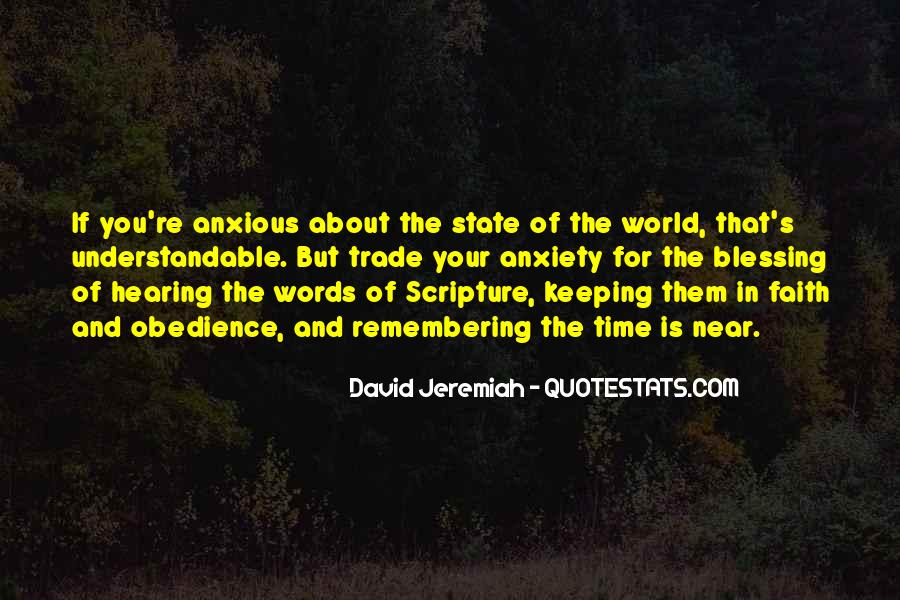 Quotes About God Blessing You #41475