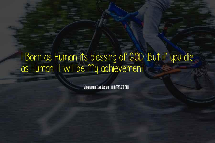 Quotes About God Blessing You #56927